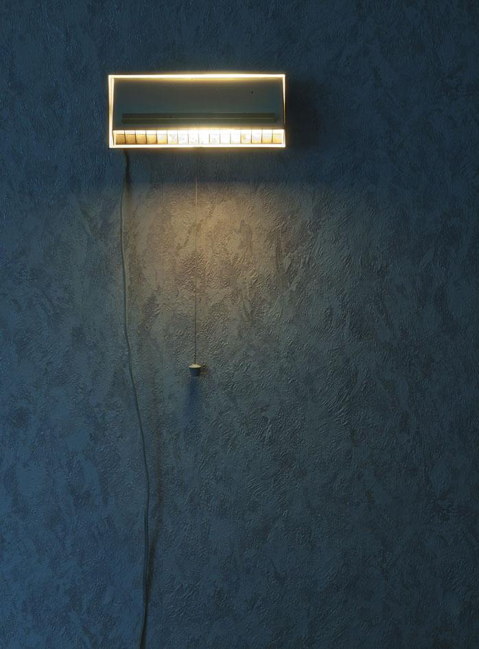 licht an 5