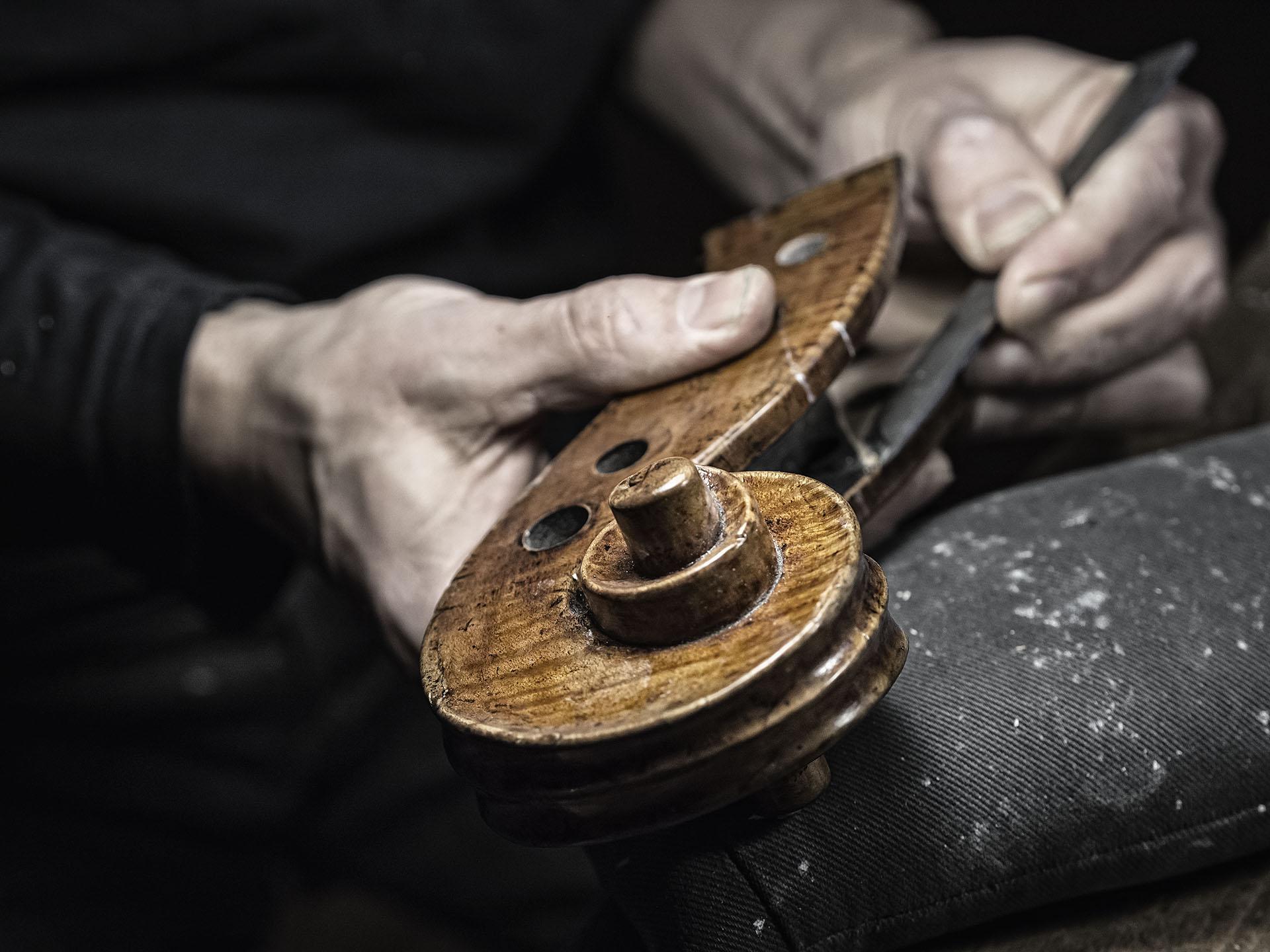 Violinbauer